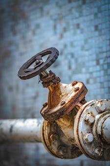 Industrial valve control
