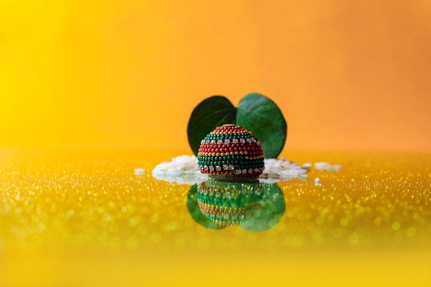 Indyjski festiwal dasera tło