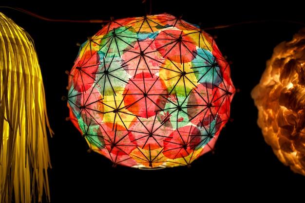 Indyjski festiwal diwali, latarnia