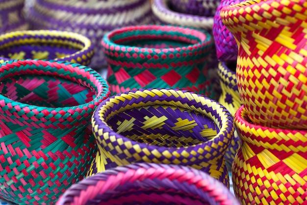 Indyjskie rękodzieło wykonane przez tubylców z paraty