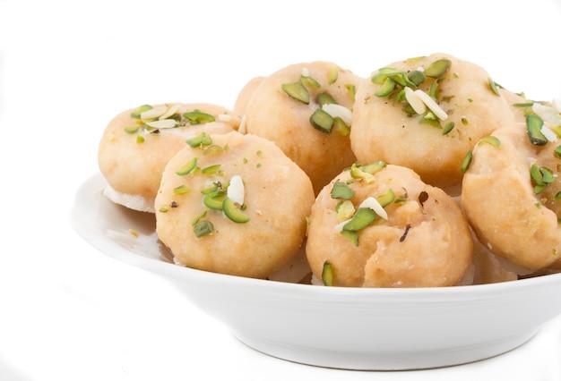 Indyjskie słodkie jedzenie thor