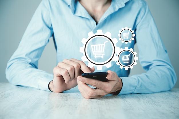 Informacje dotyczące konfiguracji i zakupów online