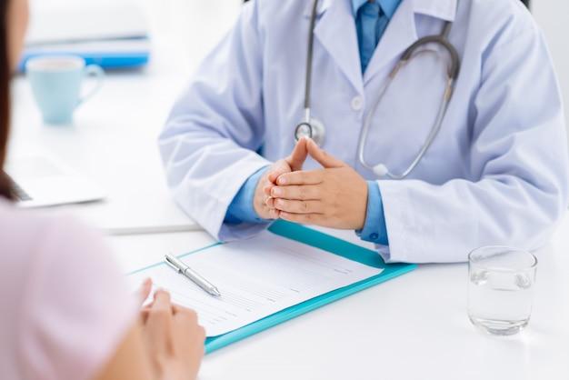 Informowanie diagnozy