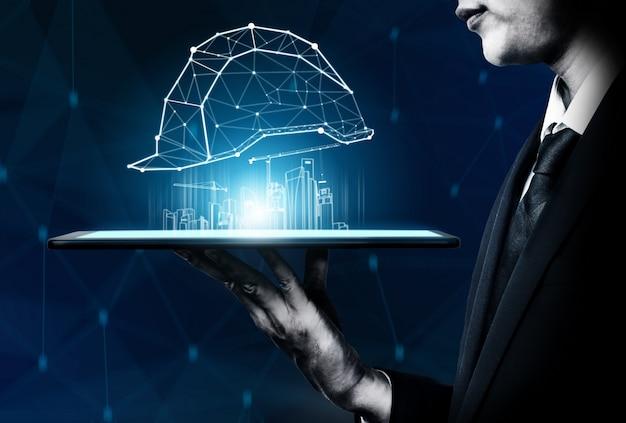Innowacyjna architektura i inżynieria budynków.