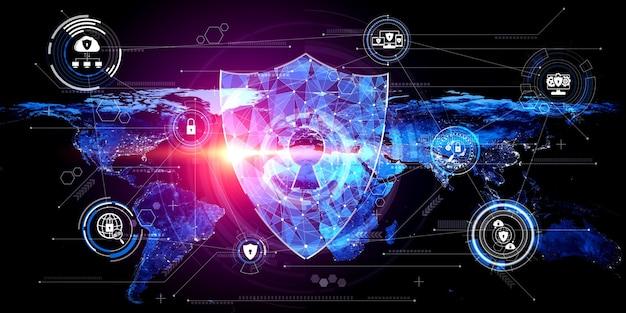 Innowacyjne postrzeganie technologii cyberbezpieczeństwa i ochrony danych online