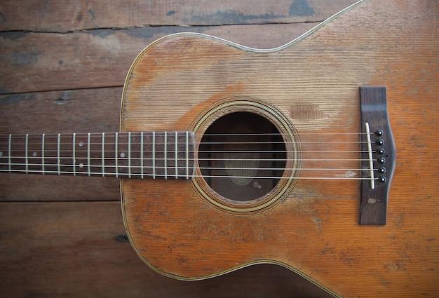 Instrument gitarowy