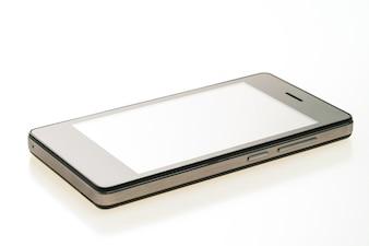 Inteligentna komórka lub telefon moblie