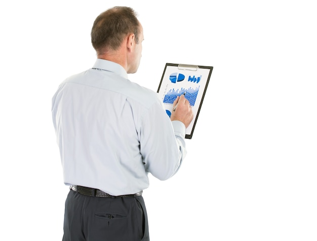 Inwestor bada harmonogram finansowy przychodów spółki. potato,