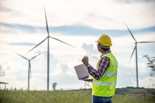 Inżynier wiatraków