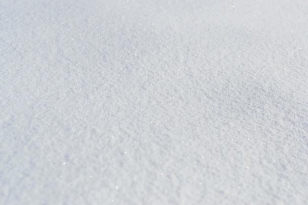 Iskrzasta świeża mroźna śnieżna tekstury kopii przestrzeń