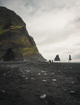 Islandia plaża