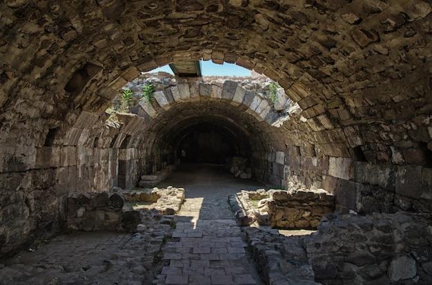 Izmir, agora z smyrny, starożytne greckie miasto