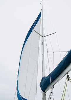Jacht żaglowy wiatr żeglarz podróż morskich sport