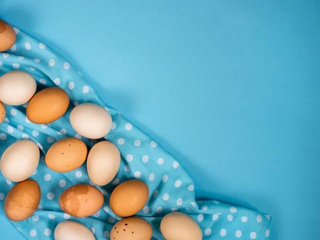 Jajka na błękitnej ścianie, zakończenie.