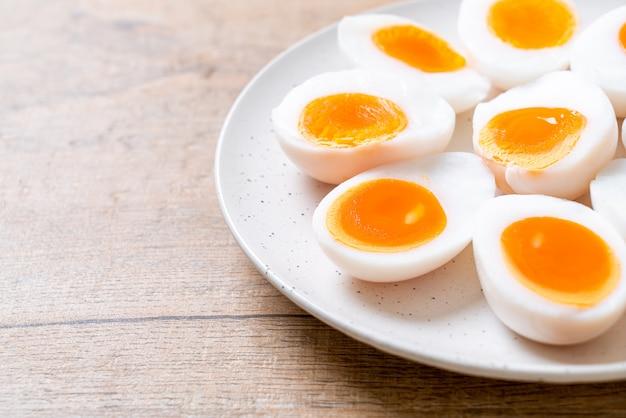 Jajka na miękko
