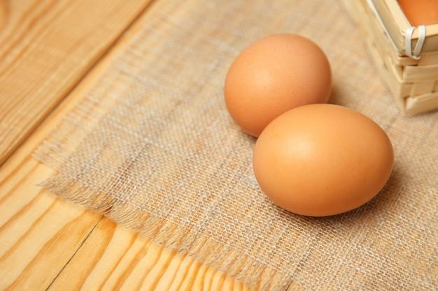 Jajka świeże