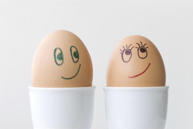 Jajka w miłości