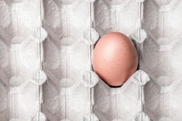 Jajko w opakowaniu