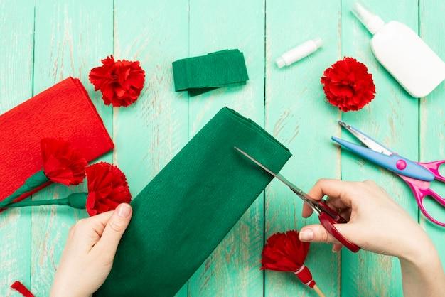 Jak zrobić kwiat goździka w domu