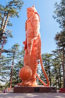 Jakhoo temple, shimla