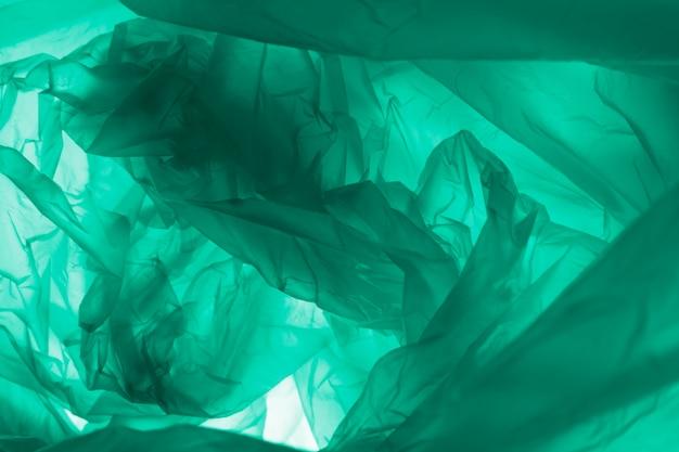 Jako gładkie tło można użyć gładkiej eleganckiej zielonej tekstury. luksusowy projekt tła