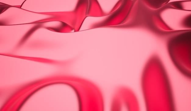 Jako tło można użyć gładkiej, eleganckiej różowej tekstury jedwabiu lub satyny