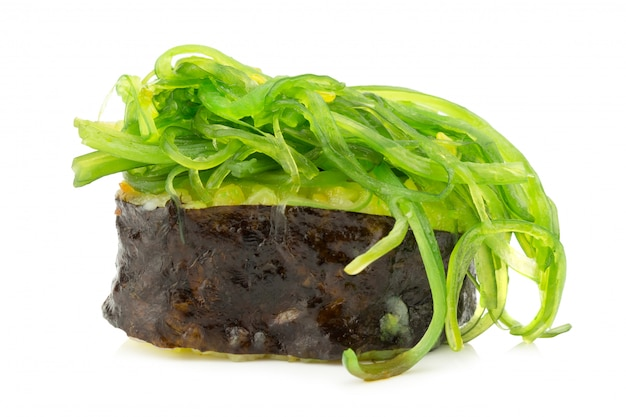 Japońska kuchnia sushi.