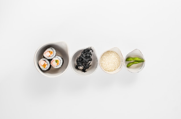 Japońska mieszanka potraw