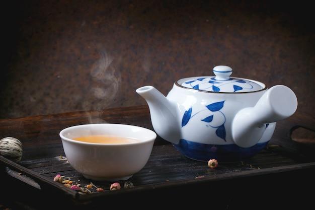 Japoński czajniczek