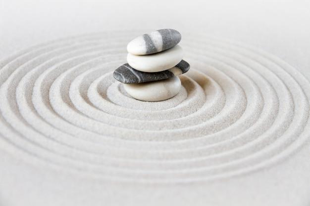 Japoński ogród zen
