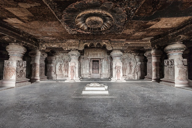 Jaskinie ellora, aurangabad