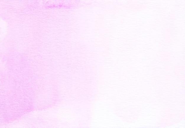 Jasnofioletowe tło akwarela powierzchni