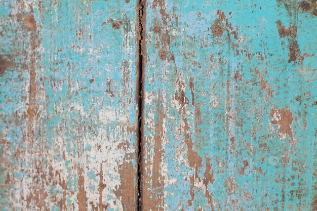 Jasnoniebieski drewna