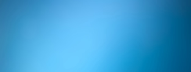 Jasnoniebieski gradient streszczenie transparent tło
