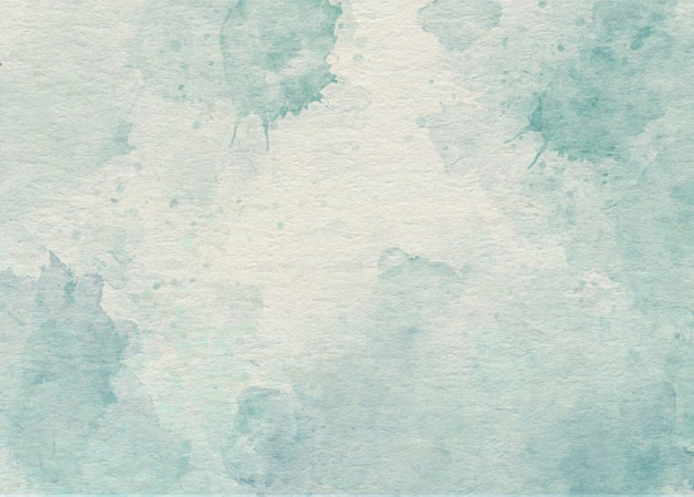 Jasnoniebieskie tło miękkie akwarela