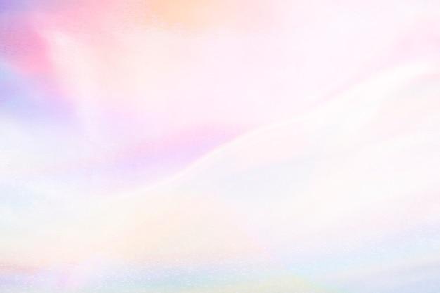 Jasnoróżowe holograficzne teksturowane tło