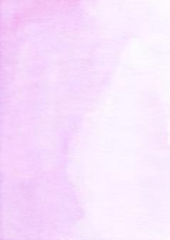 Jasnoróżowe tło akwarela powierzchni