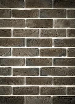 Jasnoszary mur ceglany, kreatywne zbliżenie back-phonon