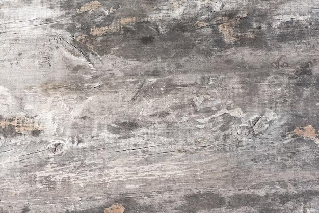 Jasnoszary stary drewniany teksturowany.