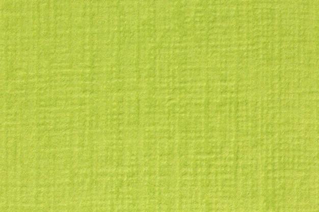 Jasnozielone tło tekstury papieru. zdjęcie w wysokiej rozdzielczości.
