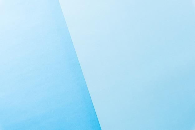 Jasny niebieski papier pastelowe tło, projekt na szczęśliwy dzień ojców.