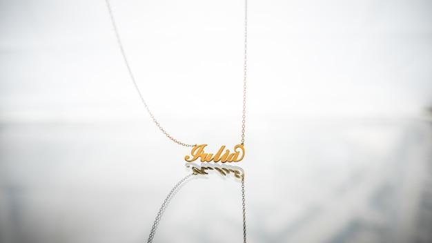 Jasny zaręczynowy złoty błyszczący miłości makro