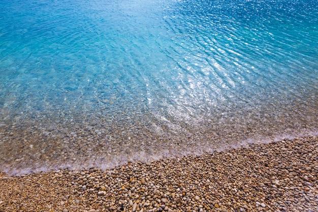 Javea la granadella plaża w xabia alicante hiszpania