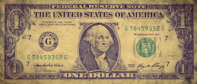 Jeden dolarów