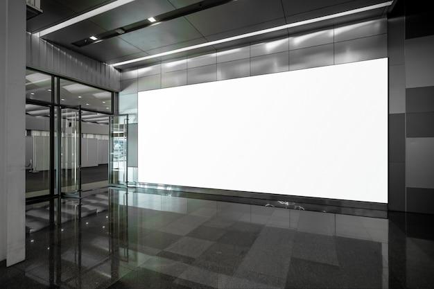 Jednostka podstawowa fabric pop up wyświetlanie banerów reklamowych