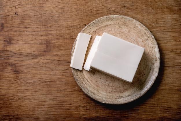 Jedwabny ser tofu