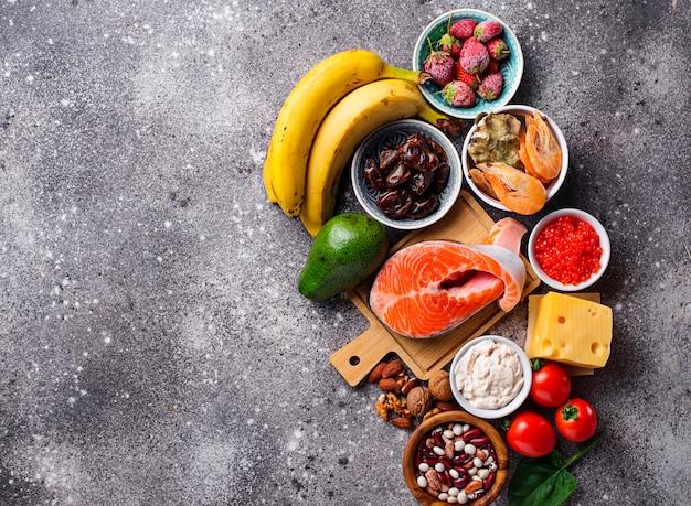 Jedzenie zapewniające dobry nastrój i szczęście.
