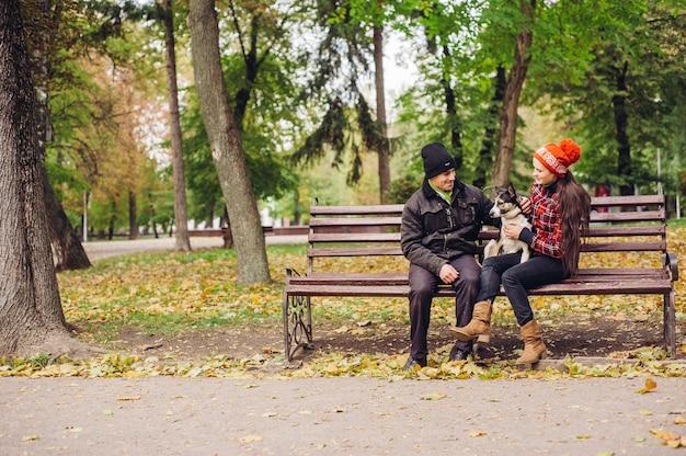 Jesień romantyczny dzień kobiet obuwia
