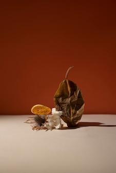 Jesienna aranżacja martwej natury