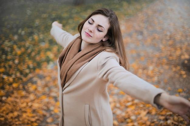 Jesienna dziewczyna